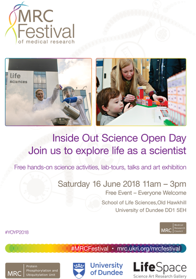 Join us for our open day on 16th June